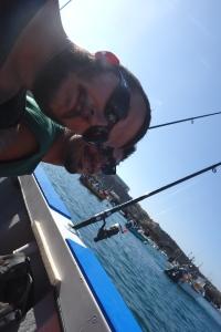 De pesca!!