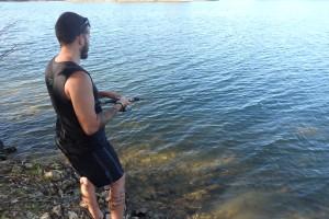 haciendo ver que pescamos