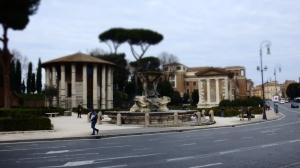 Que empieze el espectaculo: Templo de Portunus y Templo de Ercole Vincitore