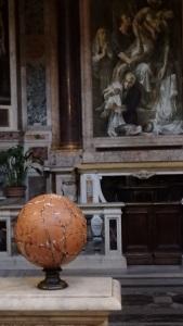 Interior de la Chiesa del Gesù