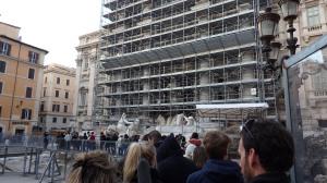 Tachan!!! Aquí teneis la famosa Fontana di Trevi