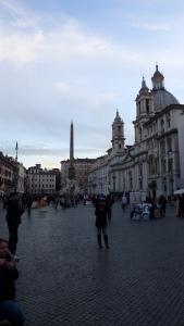 La Piazza Navona
