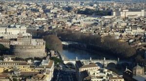 Sant'Angelo y el Tiber