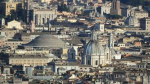 De la Cupula de San Pedro a la del Panteón de Agripa