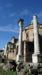 Templo de Romulo