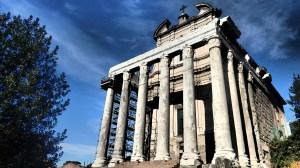 Templo de Antonino y Faustina