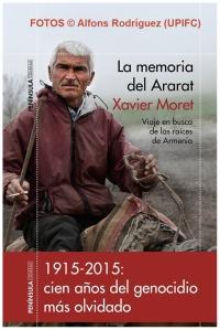 Portada de La Memoria del Ararat