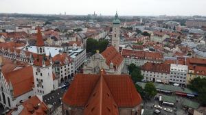 Múnich desde el aire