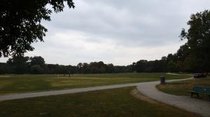 Parque y más parque...