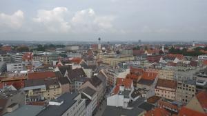 Panoramica de la ciudad