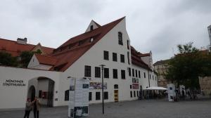 Antiguas galerias Uhlfelder