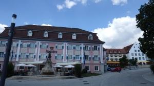 Plaza de Donaueschingen