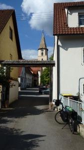 Callejuelas de Geisingen