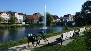 El Danubio a su paso por Tuttlingen