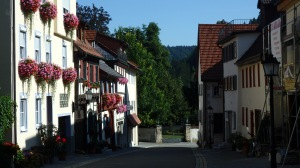 Saliendo de  Mülheim a.d. Donau