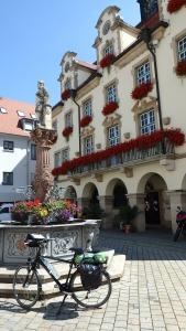 Rathausplatz de Sigmaringen