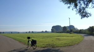Un día nuevo a orillas del Danubio