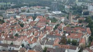Ulm desde el aire