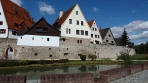 Antiguas murallas de Lauingen