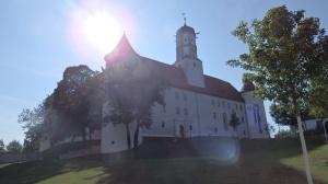 Palacete a las afueras de Höchstädt