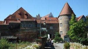 Puerta de entrada a Donauwörth