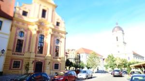 Detalles de las calles de Neuburg...