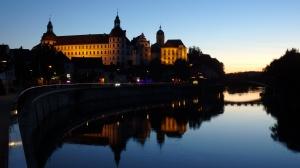 Neuburg la nuit