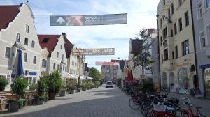 Calles de Ingolstad