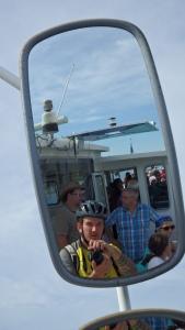 Selfie boat