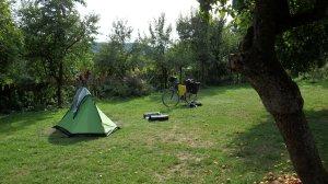 Y el camping de hoy...