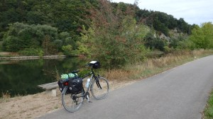 Seguimos con los idilicos paisajes a orillas del Danubio..