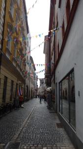 Más calles de la ciudad