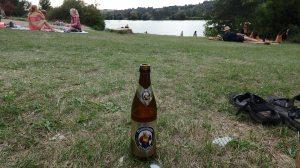 Cerveceando a orillas del Danubio