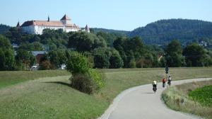 Paisajes del Danubio