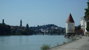 El Eno desde Passau
