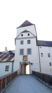 Entrada a la Veste Oberhaus
